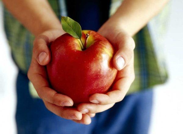 Apakah kegunaan, komposisi, bahaya epal kepada tubuh manusia, buah ini mungkin untuk semua orang?