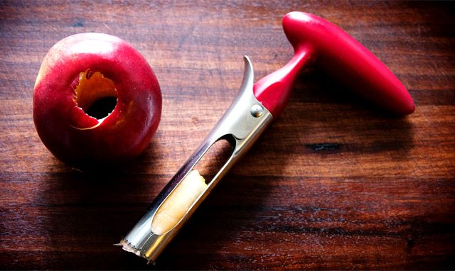 Penghilang teras epal
